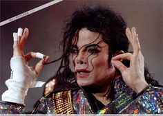 Photo of Dangerous World Tour > On Stage