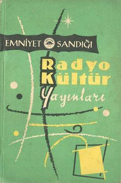 Atomic Anadolu Pop: 25 Book Covers from Turkey - 50 Watts
