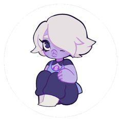 Baby Amethyst- Steven Universe Fanart - Digital Art  ☆
