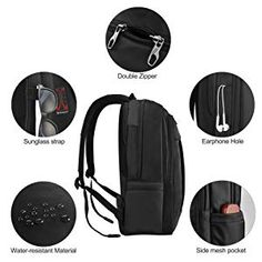 A great waterproof laptop backpack can keep your computer safe away from harm. Check out the TOP 6 waterproof laptop backpacks to find your stylish one! Waterproof Laptop Backpack, Backpack Reviews, Business Travel, Headset, Headphones, Travel Scandinavia, Backpacks, Stuff To Buy, Bags