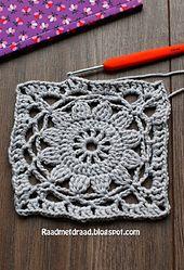 Ravelry: Finnish Granny Square pattern by Vera