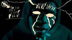 BLUE DAISY presents DAHLIA BLACK 'UFCK A RAP SONG'  Quick-fire animation over video. Director: RUFFMERCY