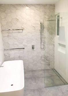 1000 images about marble look tiles sydney on pinterest - Marble look bathroom floor tiles ...