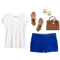 """""""Blue"""" by allisonmeadows on Polyvore"""