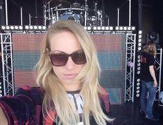 Les «selfies» de stars: Marie-Mai