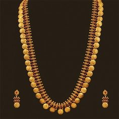 Top kasulaperu necklace designs in Gold Indian Jewelry Sets, Indian Jewellery Design, Jewelry Design, Kerala Jewellery, India Jewelry, Maharashtrian Jewellery, Temple Jewellery, Gold Jewelry Simple, Jewelry Model