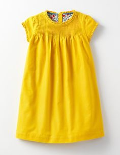 Ellie - Pintuck Ruffle Dress (4-5 years)