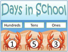 Love this Ocean Themed Classroom Calendar Set! So many little extras! $