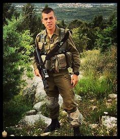 Sergeant Ben Itzhak Va'anounou, killed protecting the citizens of Israel. May his memory be blessed. Praying for his family.