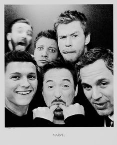 "1,259 Beğenme, 27 Yorum - Instagram'da amy | тoм нolland ᴬᴿᵀ (@artsyspidey): ""• — avengers this is a manip I added Tom & creds to whoever added RDJ  . (ps sorry scarlett) […"""