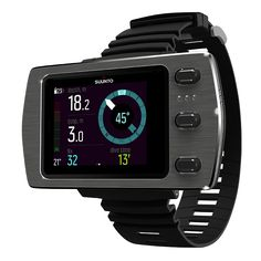 another screen of the completely customize-able display Suunto EON