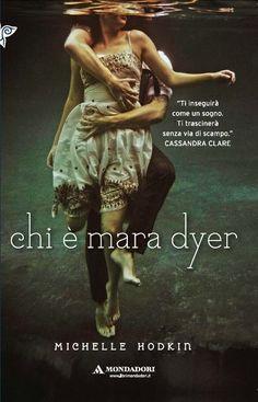 La portada italiana . Chi é Mara Dyer?