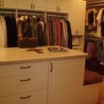This is actually just the closet - 12 Ft by 18 Ft Closet!