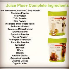 Complete shakes for performance, Recovery or as a Healthy Meal replacement!