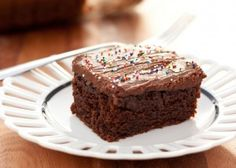 Mrs. Fidler's Chocolate Cake | Foodie Family