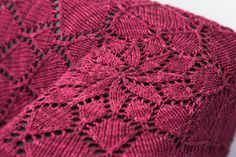 Chrysanthemum by Emily Wessel - SweetGeorgia Yarns