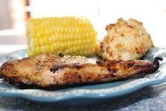 Dr. Pepper Marinated Chicken - Trisha Dishes