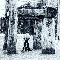 Vorlesung [ˈfoːɐ̯ˌleːzʊŋ]. 2013  Die Kunst hat links und recht Prof. Wintersberger und Frau Dr. Andrea Kugelkopf  Vorlesung und Performance Maske, Kostüm und Kugelkopf Genius Loci Festival / Bauhaus Universität Weimar 9. bis 11. August 2013  #bauhaus #bauhausuniversitat #weimar #geniusloci #kugelkopf #vorlesung #diekunsthatlinksundrecht #occupy #analogdigital #andreanagl #oskarschlemmer #prisma #markuswintersberger