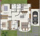 Casa - 3 Quartos - 87.81m²