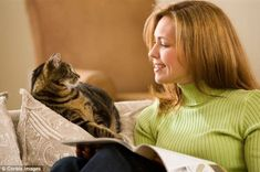 According To a New Study, Cat Owners Are More Intelligent Than Dog Owners