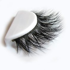 Arimika Natural 3D Long Thick Authentic Mink False Eyelashes For Makeup 1 Pair Pack ** Read more  at the image link.