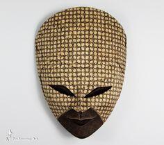 Javanese Batik Mask - Energy