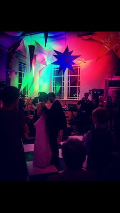 Wedding. Village hall. Handmade. Party