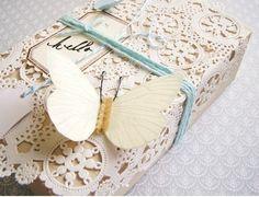 Martha Stewart Gift Wrapping Ideas   Emma's world: Gift wrapping ideas