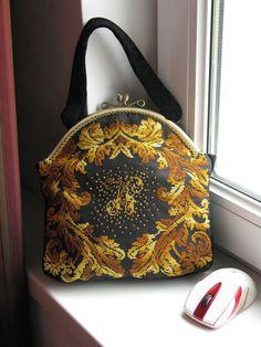 5fa0b109ba3d Gallery.ru   Фото  4 - Без названия сумки и схемы - zhivushaya. Vi Svi ·  Embroidery bags