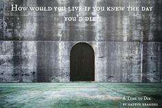 Click the picture to read about Nadine Brandes' dystopian novel, A Time to Die.