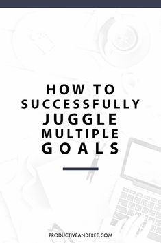 How to juggle multiple goals Business Goals, Business Tips, Online Business, Business Motivation, Life Motivation, Business Quotes, Creative Business, How To Juggle, Goal Setting Worksheet