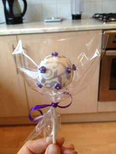 Bridal Shower Themed Cakepops
