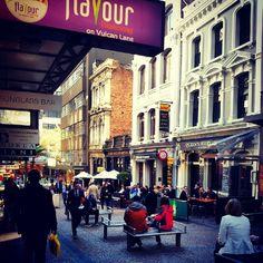 Flavour Vulcan Lane Auckland City