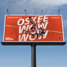 Illinois Athletics - @IlliniFootball Launches 2016 Posters and Billboards