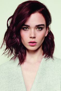 Winter/fall 2016 hairstyles #hair #hairstyle #beuaty #creative #trendy #cut #colours #girls #fryzury