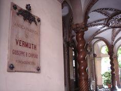 Turineisa: Il Vermouth, specialità piemontese