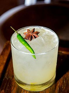 Cinco De Mayo drink: A pineapple serrano margarita! http://www.people.com/people/article/0,,20697494,00.html