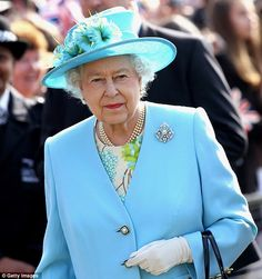God save the Queen!  A dear lady, a world treasure, celebrating her Diamond Jubilee upon the throne.