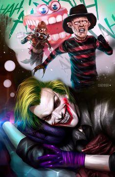 "c0ry-c0nvoluted: "" Joker by alex-malveda """