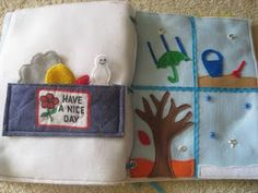 Sew Can Do: Quiet Time - It Can Be Done! Part 1