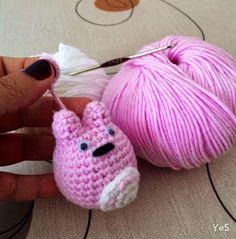 Si mi abuela me viera: Mini Totoro