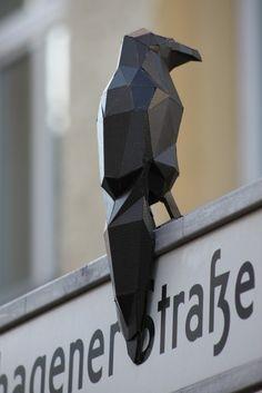 Bartek Elsner's sculptures made completely out of cardboard, dubbed The Paper Stuff