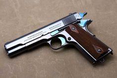 Kongsberg Colt – The Nazi 1911 - The Truth About Guns Weapons Guns, Guns And Ammo, Colt 1911, Colt 45, Shooting Guns, Fire Powers, Military Guns, Cool Guns, Assault Rifle
