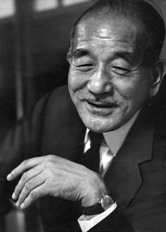 Yasujirō Ozu (12 December 1903 – 12 December 1963) Japanese film director and screenwriter. He began his career during the era of silent films. Ozu made fifty-three films: twenty-six in his first five years as a director, and all but three for the Shochiku studio. Ozu first made a number of short comedies, before turning to more serious themes in the 1930s.Marriage and family, especially the relationships between the generations, are among the themes in his work. 14:57am mon 07-sep-2015 º25