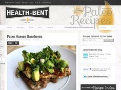 Health-Bent Paleo Huevos Rancheros
