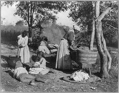 How Did The Pioneers Do Laundry? Trust Me, It Was Hard Work: Library of Congress