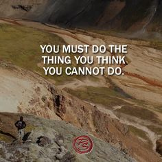 If you don't think you can do it, you can't. Give it a go. You'll learn something along the way and you might even surprise yourself!    #RockSocial #RockSM #Inspo #Inspiration #Success