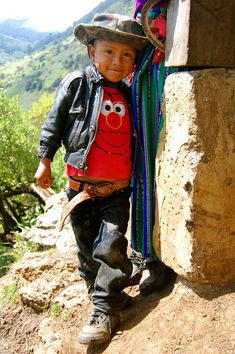 Children Around The World   A Photo Essay -  Guatemala