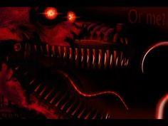 FNAF4 Update - Nightmare Foxy
