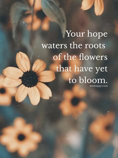When we form mental images of what we long for, we feed our dreams -- we water the roots of the flower that has yet to bloom. This poem might inspire you to give your positive #possibilities a bigger place in your heart, so that you can enjoy each step in the journey without anxiety. #hope #healing #poetry #positivechange #followyourdreams